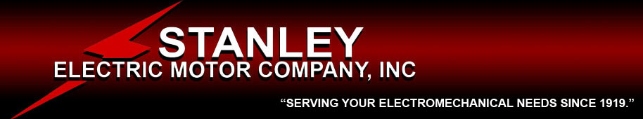 Stanley Electric Motor Co logo