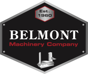 Logo for Belmont Machinery Co