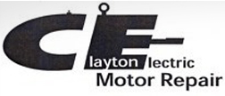 Clayton Electric Motor Repair logo