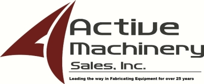 Active Machinery Sales logo