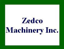 Zedco Machinery Inc logo