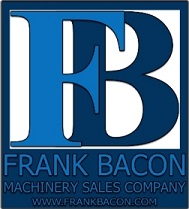 Logo for Frank Bacon Machinery Sales