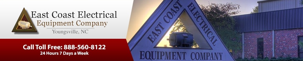 Logo for East Coast Electrical Eq.Inc.