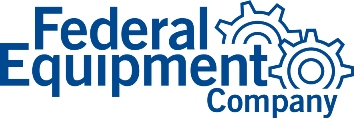 Logo for Federal Equipment Company