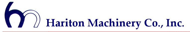 Hariton Machinery Co Inc logo