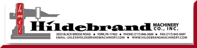 Hildebrand Machinery Co Inc logo