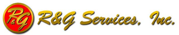 Logo for R & G Services Inc