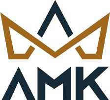 A M King Industries logo