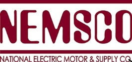 Logo for National Electric Motor & Supply