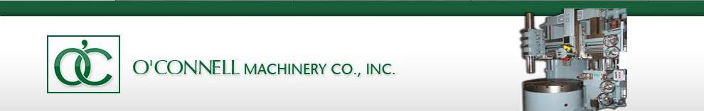 Logo for O'Connell Machinery Co