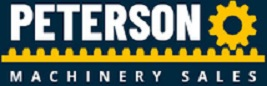 Logo for Peterson Machinery Sales