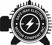 Safe-Way Electric Motor Co. logo
