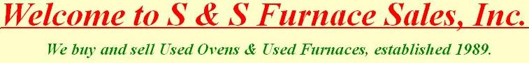 S & S Furnace Sales Inc logo
