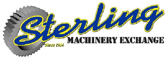 Logo for Sterling Machinery Exchange