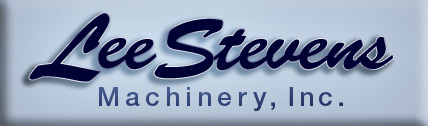 Lee Stevens Machinery Inc. logo