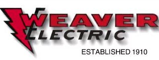 Weaver Electric Co logo