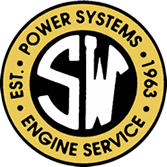 Logo for S & W Power Systems & Engine
