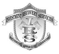 Logo for Investment Recovery Services