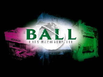 Ball Bros Machinery Ltd logo