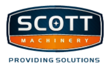 Scott Machinery logo
