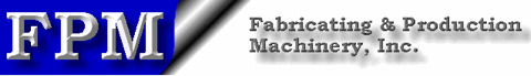 Fabricating & Production Mchy logo