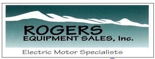 Logo for Rogers Equipment Sales Inc