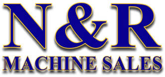 N & R Machine Sales logo