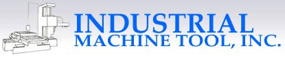 Logo for Industrial Machine Tools Inc