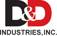 Logo for D & D Industries Inc