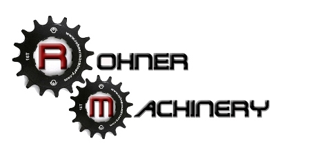 Rohner Machinery Sales Inc logo