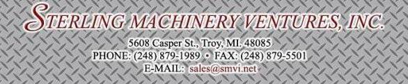Sterling Machinery Ventures