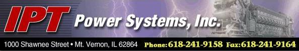 IPT Power Systems Inc logo