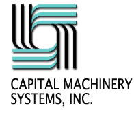 Capital Machinery Systems Inc logo