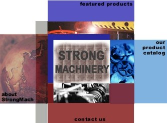 Logo for Strong Machinery Corp