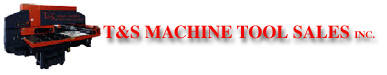 T & S Machine Tool Sales Inc logo