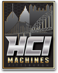 HCI Machines logo