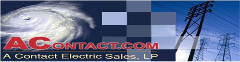 A Contact Electric Sales LP logo