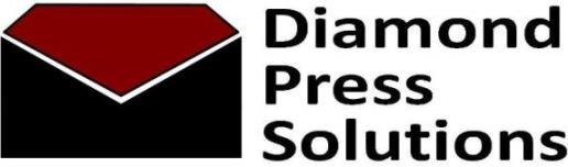 Diamond Press Solutions logo