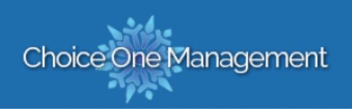 Logo for Choice One Management