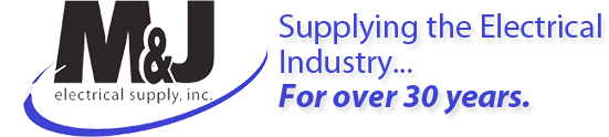 M & J Electrical Supply Inc logo