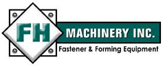 Logo for FH Machinery Inc