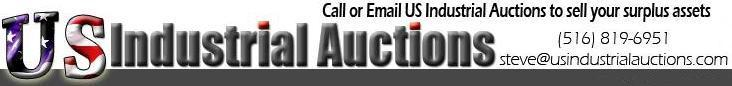 U S Industrial Auctions logo