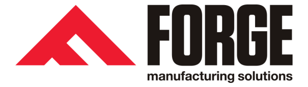 Forge Manufacturing Solutions logo