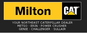 Milton Cat Power Systems Div logo