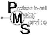 Logo for Professional Motor Service