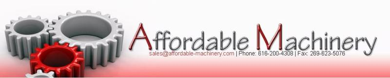 Affordable Machinery logo