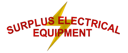 Logo for Surplus Electrical Equipment