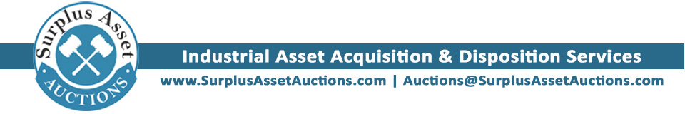 Surplus Asset Auctions LLC logo