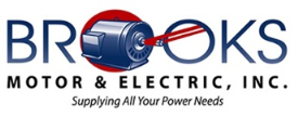 Brooks Motor & Electric Inc logo
