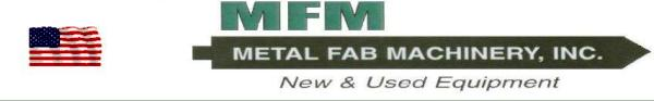 Metal Fab Machinery Inc logo